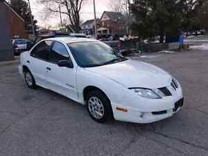 2005 Pontiac Sunfire Includes Tax and 3 Months  Warranty