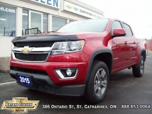 2015 Chevrolet Colorado 4LT