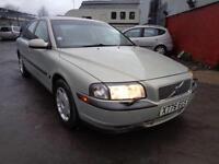 2000 Volvo S80 2.4 4dr [140bhp] 4 door Saloon