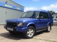 Land Rover Discovery 2 2.5 TD5 S 5dr (7 Seats)