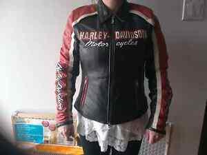 Manteau de cuire pour femme