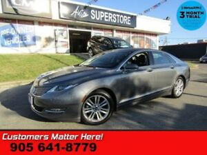 2014 Lincoln MKZ Base  CAM HS MEM 2X-P/SEAT ADAP-HEADLIGHTS
