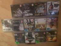 Play station 3 games ps3