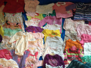 93 3-12 month girl clothes