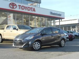 2015 Toyota Prius C Upgrade Package