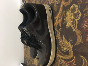 """Air Force 1 """"deadstock 10.5"""
