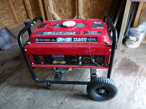 Ive got the power! 3500W generator for sale