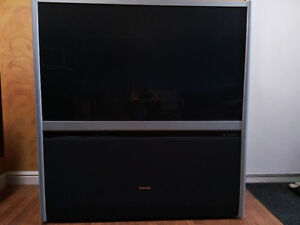 """57"""" HD Projection TV"""