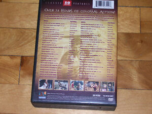 30¢ MOVIES!!! 50 CHILLING CLASSICS - 12 DVD HORROR COLLECTION West Island Greater Montréal image 2