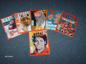 Time Magazine Collection