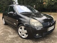 Renault Clio Sport 172, New Cambelt & Service