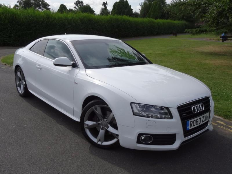audi a5 3 0 tdi s line quattro special edition s tronic coupe 2010 60 in redbridge london. Black Bedroom Furniture Sets. Home Design Ideas