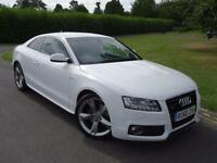 AUDI A5 3.0 TDI S LINE QUATTRO SPECIAL EDITION S TRONIC COUPE 2010/60