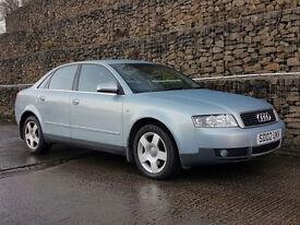 Audi A4 2.0 CVT 2002MY SE
