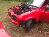 Ford Fiesta zetec s breaking