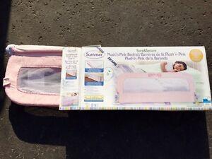 Summer Infant Plush Bedrail