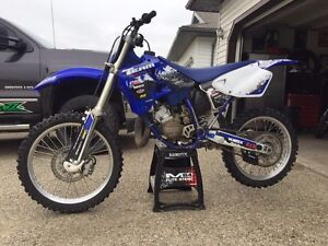 2001 YZ125 fresh top and bottom end