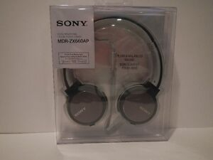 SONY MDR-ZX660AP Headphones