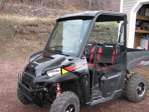 POLARIS 570 4X4 EPS SIDE X SIDE WITH DUMP BOX