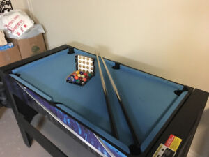 Kid's Recreation Table - 4 games in one table!