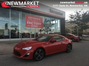 2016 Scion FR-S 2DR CPE AUTO  - one owner - local - $65.66 /Wk