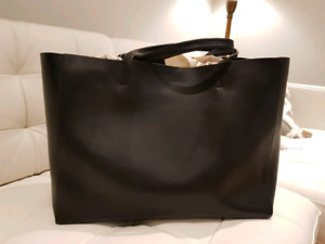 Brand new soft faux leather tote from Chapters Ind