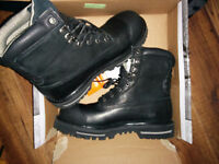 WORK BOOTS STEEL TOE ,SIZE  11 , BRAND NEW!!!