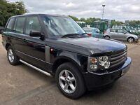 2003 Range Rover td6 hse