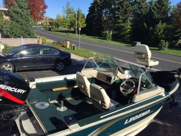 Used 2000 Legend Boats SportFish