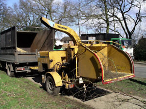 Wanted: Free Woodchips from Tree Service/Arborist wood chippers
