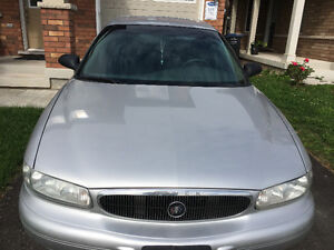 2004 Buick Century Custom Sedan with emission cert
