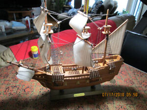 Wooden Ship | Kijiji in Calgary  - Buy, Sell & Save with