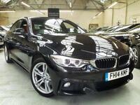 2014 BMW 4 Series Gran Coupe 2.0 420d M Sport Gran Coupe xDrive 4dr