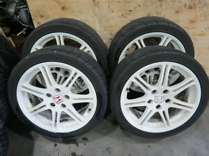 JDM Honda Civic EP3 Type R OEM Wheels, Rims, Mags, 5X114.3