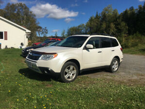 2010 Subaru forester low emissions