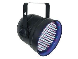 Showtec LED PAR 56 eco, 151 LEDs, 6 DMX Kanäle, schwarz, o. FFR.