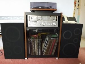 Record Player stereo system