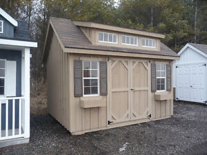 8x12' Mapleton Garden Shed Kitchener / Waterloo Kitchener Area image 1