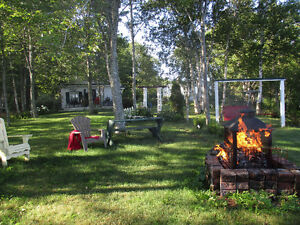 Weekly Cottage Rental on the Mira River Sun-Sun