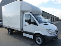 2012 Mercedes-Benz Sprinter 313 CDi MWB 3.4m LUTON + Tail lift, FSH, VERY TIDY