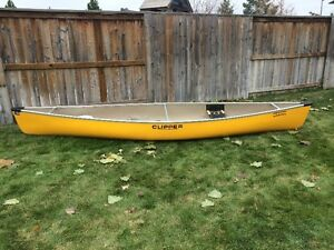 Clipper Escape Canoe