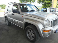 Jeep Cherokee 2.5 CRD Limited 2004
