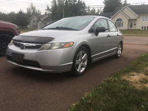 2006 Honda Civic very low mileage for the year