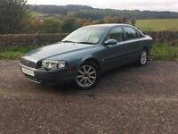VOLVO S80 2.4 AUTO TURBO S LEATHER. JUST 49000 MILES 2003