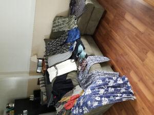 Clothing lot sizes xs-s