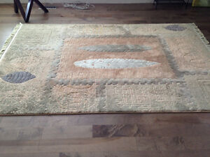 2 Matching 5 X 7 Area Rugs