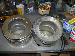 chimney stainless steel 6 inch off set sellkirk,