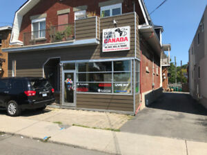 Commercial space for lease Beechwood area