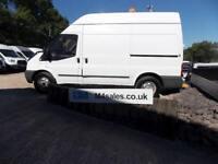 Ford Transit 350 MWB 100 Panel Van 2.4 Manual Diesel
