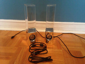 Water Speakers for computer